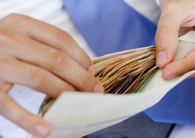 Получение черной и серой зарплаты после увольнения